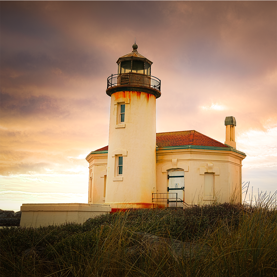 Dramatic Lighthouse Metal Print... ~ SQPortraits - Family, Headshot ...
